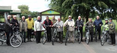 Seniorenradtour2015